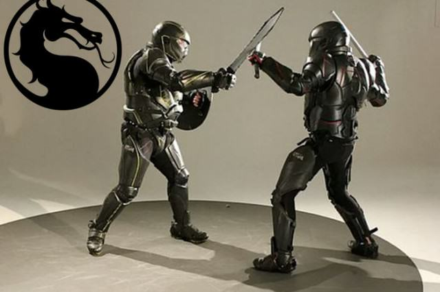 This Amazing Suit Let's You Take Part In Mortal Kombat Fights Without Getting Hurt