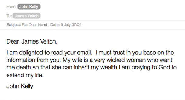 Comedian Responds To Spam Emails, Compiles Results Into Hilarious Book UNILAD Screen Shot 2015 09 06 at 21.35.214