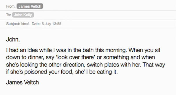 Comedian Responds To Spam Emails, Compiles Results Into Hilarious Book UNILAD Screen Shot 2015 09 06 at 21.35.446