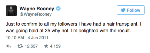 Wayne Rooneys Twitter Account Is An Absolute Goldmine UNILAD Screen Shot 2015 09 09 at 15.03.377