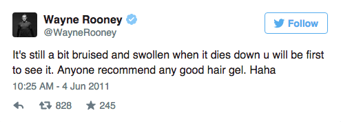 Wayne Rooneys Twitter Account Is An Absolute Goldmine UNILAD Screen Shot 2015 09 09 at 15.04.302