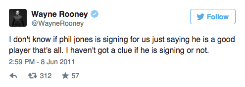 Wayne Rooneys Twitter Account Is An Absolute Goldmine UNILAD Screen Shot 2015 09 09 at 15.08.167