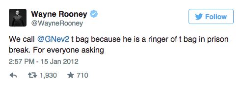 Wayne Rooneys Twitter Account Is An Absolute Goldmine UNILAD Screen Shot 2015 09 09 at 15.15.573
