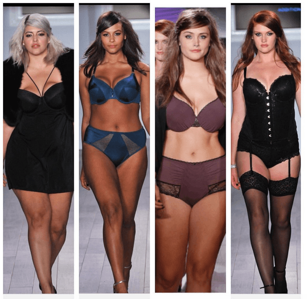 Diversity On The Agenda As Size 16 Model Wows New York Fashion Week UNILAD Screen Shot 2015 09 16 at 20.36.577