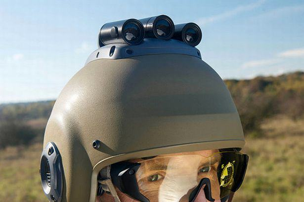 Ministry Of Defence Unveils New Gadgets For British Soldier Of Tomorrow UNILAD Screen Shot 2015 09 17 at 1127225