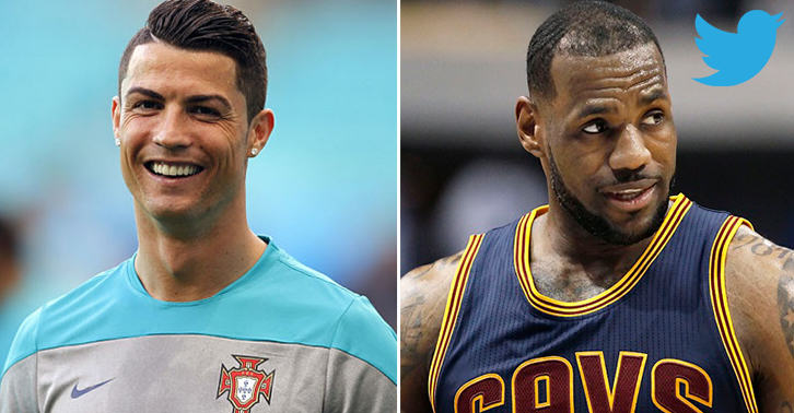 Just How Much Do The Worlds Biggest Sports Stars Get Paid For Sponsored Tweets? UNILAD TN133