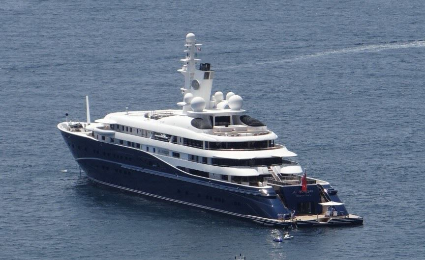 The World S Most Expensive Yachts And The Billionaires Who