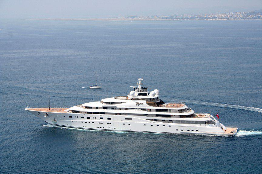 The Worlds Most Expensive Yachts And The Billionaires Who Own Them UNILAD alsaid2