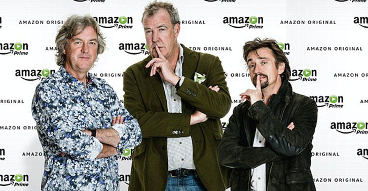 Amazon Paid Way Too Much For Top Gear Hosts According To Netflix UNILAD amazon44