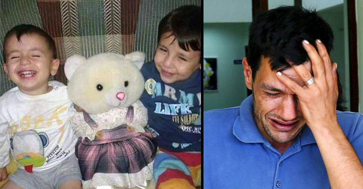 Father Of Drowned Syrian Boy Had To Let One Go To Save The Other UNILAD aylin42