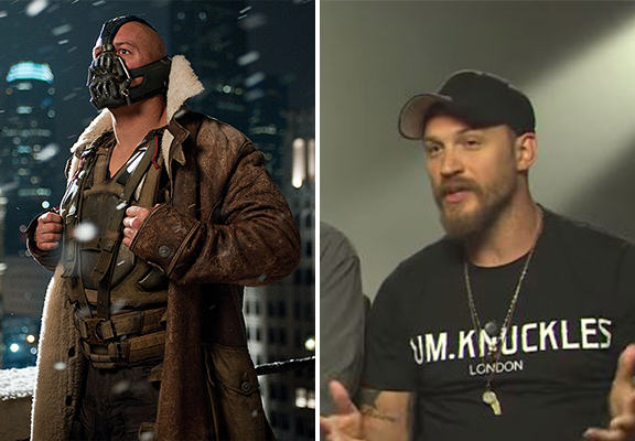 Tom Hardy Fancies A Return As Bane In DC's New Cinematic ...