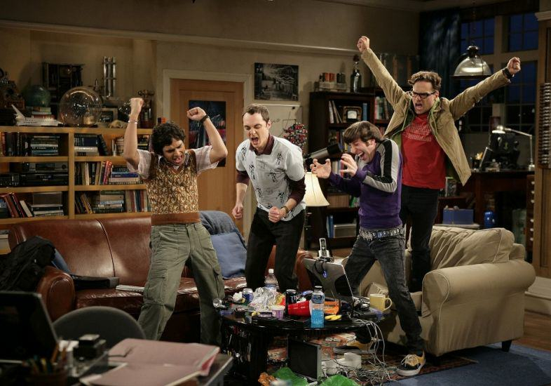Stars Of The Big Bang Theory Top 2015s Highest Paid TV Actors List UNILAD big bang theory actors3