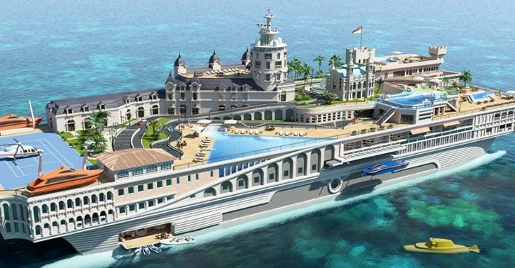 The World S Most Expensive Yachts And The Billionaires Who Own Them