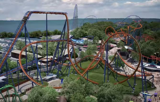 cedar point single men Cedar fair introduces funpix at its flagship property, cedar point, for the 2016 operating season.