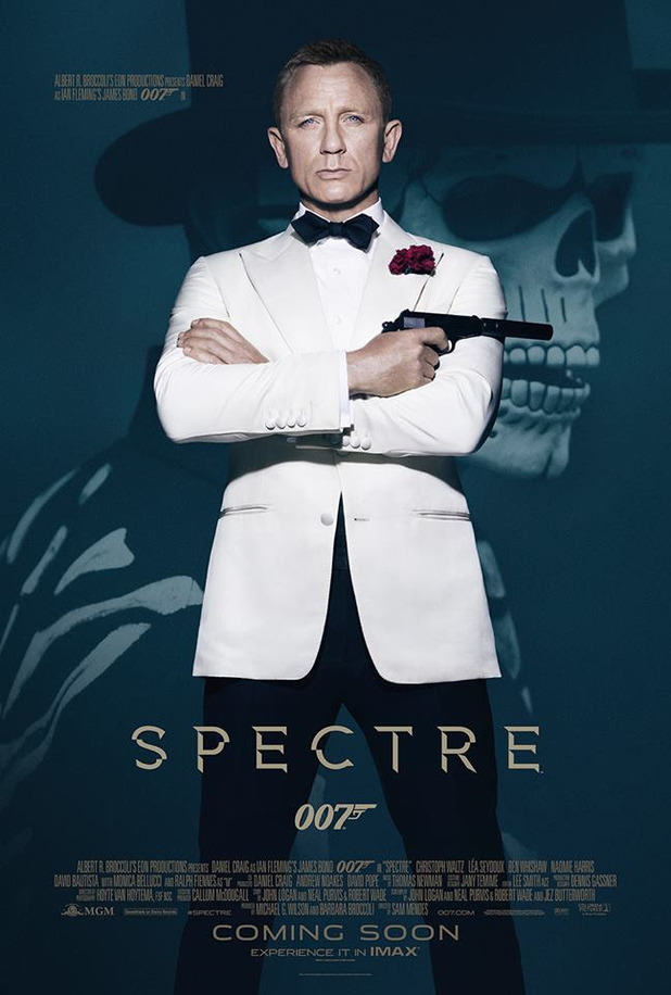 Daniel Craig Becomes The First 007 To Produce A Bond Film UNILAD bond2