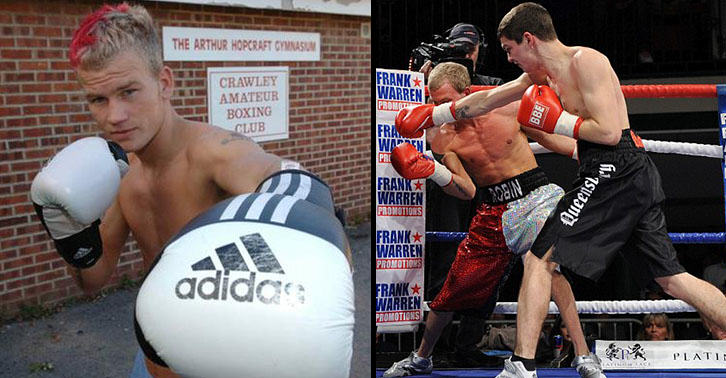 Britains Worst Boxer Has Finally Won A Fight After 51 Defeats UNILAD boxer28