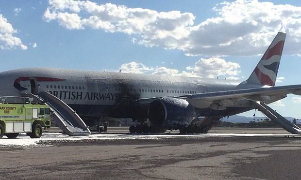 British Airways Plane Has Had A Catastrophic Engine Failure UNILAD british airways34