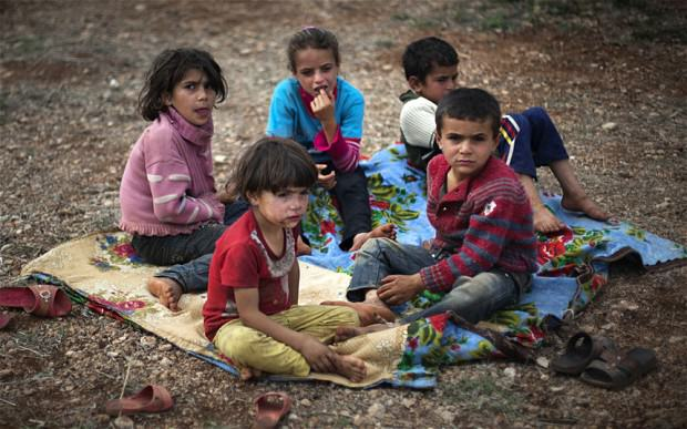 Syrian Child Refugees Let Into The UK Will Be Deported At Age 18 UNILAD cameron syria 22