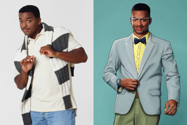 What The Fresh Prince Cast Would Look Like In 2015 UNILAD carlton2