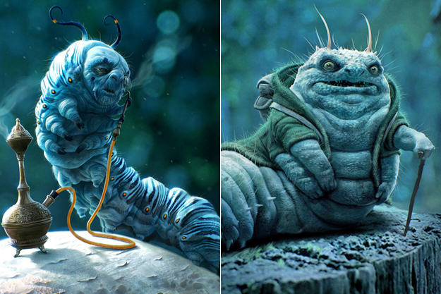 Early Movie Concept Art Shows How Different Your Favourite Characters Could Have Looked UNILAD concept art 54