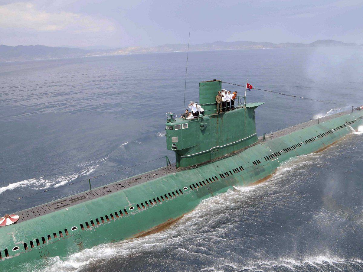 New Report Shows Just How Much Heat North Korea Is Packing UNILAD despite being unsophisticated and ageing north koreas submarine force is one of the worlds largest a small submarine sank a south korean ship in 2010 killing 46 seamen3