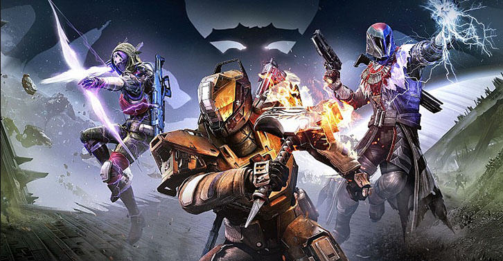 Destiny: The Taken King Breaks Download Records According To Activision UNILAD destiny47