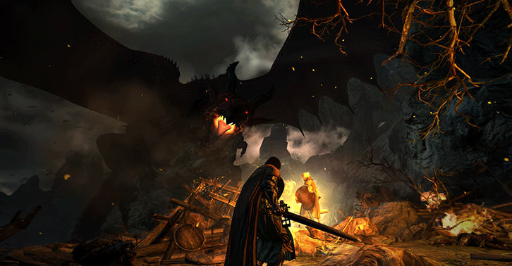 Dragons Dogma: Dark Arisen Will Come To PC This January UNILAD dogma43