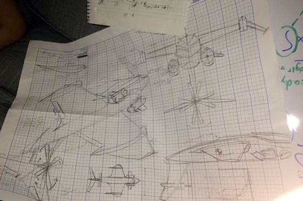 Engineering Student Wakes Up To Discover He Designed Entire Plane While Drunk UNILAD drunk plane design 18
