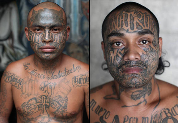 The El Salvador Gang Members So Feared That They Police Their Own Jail UNILAD el salvador prison WEB 12