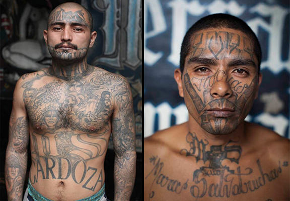 The El Salvador Gang Members So Feared That They Police Their Own Jail UNILAD el salvador prison WEB 25