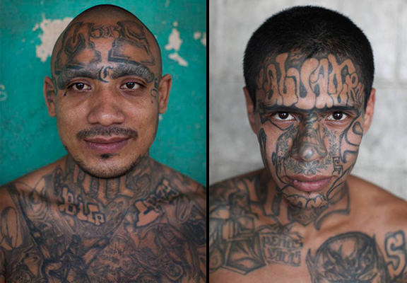 The El Salvador Gang Members So Feared That They Police Their Own Jail UNILAD el salvador prison WEB 38