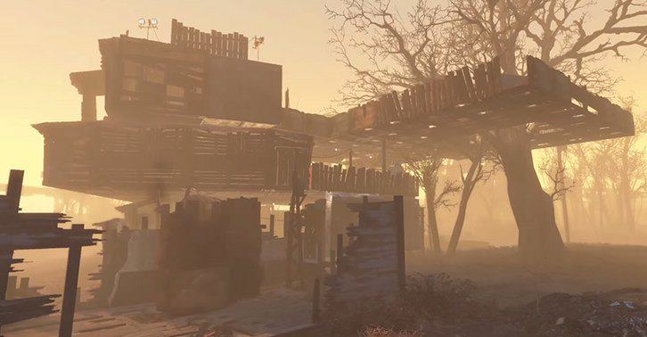 Fallout 4 Director Todd Howard Talks Customisation And Player Freedom UNILAD fallout45