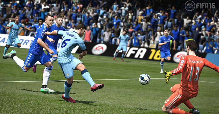 EA Have Released The Top Rated Players In FIFA 16 UNILAD fifa44