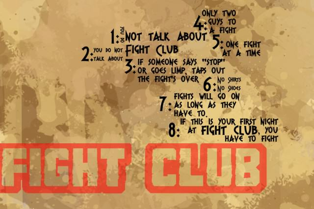 Day Care Workers Run Toddler Fight Club And Its Not A Hit UNILAD fight club rules8 640x426