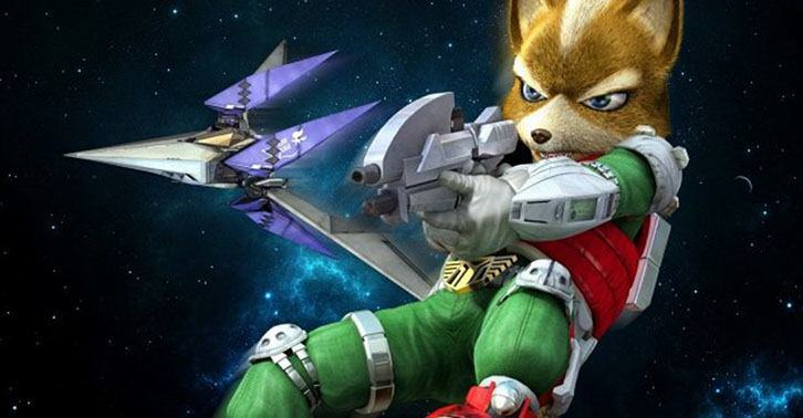 Star Fox Zero Has Had Its Release Date Pushed Back To 2016 UNILAD fox48