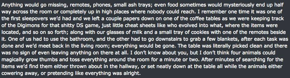 Reddit User Posts Really Creepy Experiences In Friends Severely Haunted House UNILAD haunted house screen 53