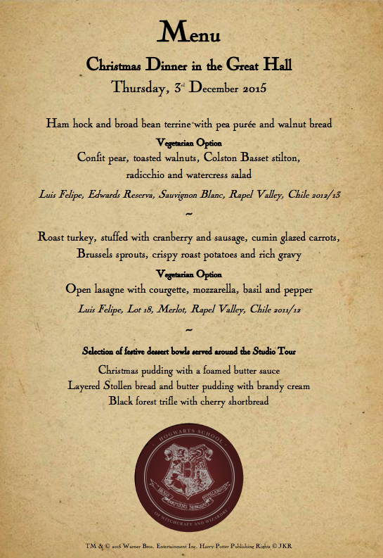 Harry Potter Fans Can Actually Dine In The Great Hall This Christmas UNILAD hogwarts great hall 38