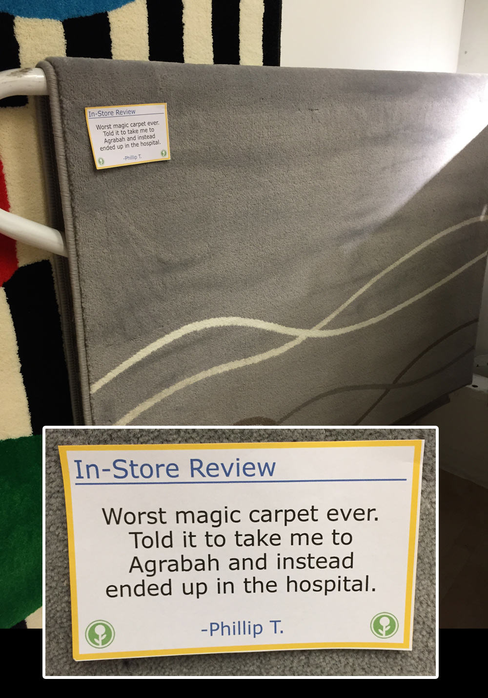 IKEA Has Been Trolled With Hilarious In Store Reviews UNILAD ikea26