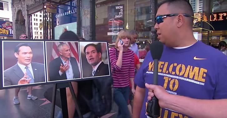 Jimmy Kimmel Proves That Most People Dont Know Who Is Running For President UNILAD jkm 33
