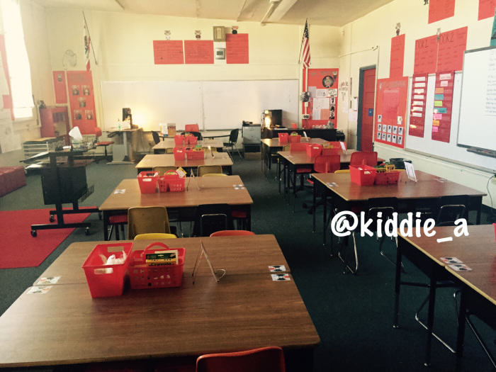 This Awesome Teacher Created A Kanye West Themed Classroom UNILAD kanye class 33
