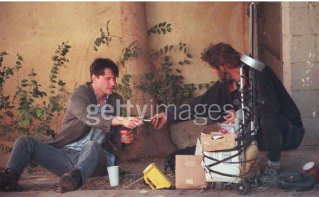 Its Keanu Reeves Birthday, Heres Why He Is An Absolute Saint UNILAD keanu reeves spending 640 034
