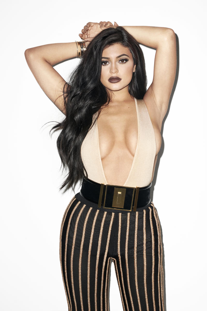 Kylie Jenner Collaborates With Terry Richardson For Raunchy Magazine Shoot UNILAD kylie jenner shoot 28