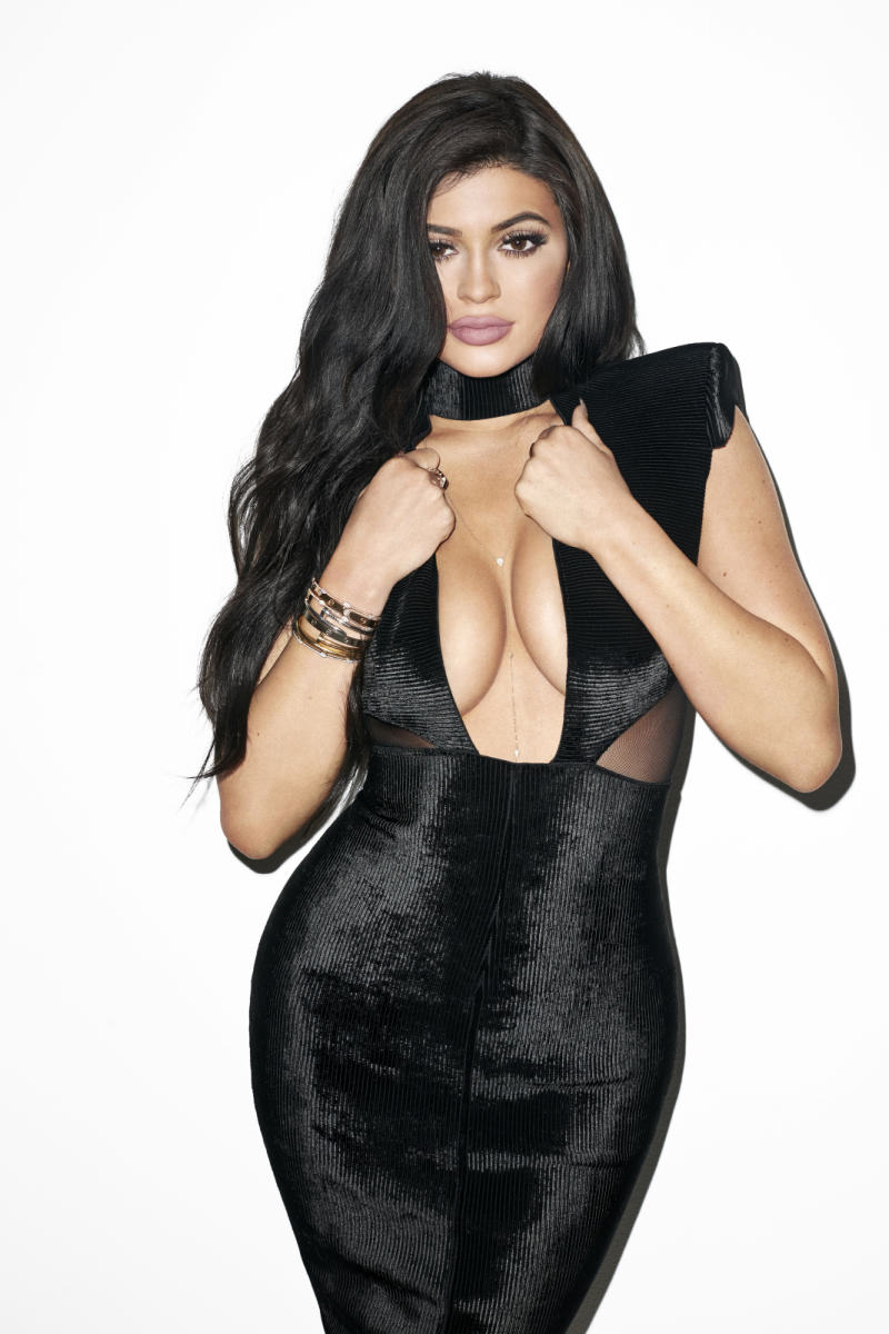 Kylie Jenner Collaborates With Terry Richardson For Raunchy Magazine Shoot UNILAD kylie jenner shoot 65