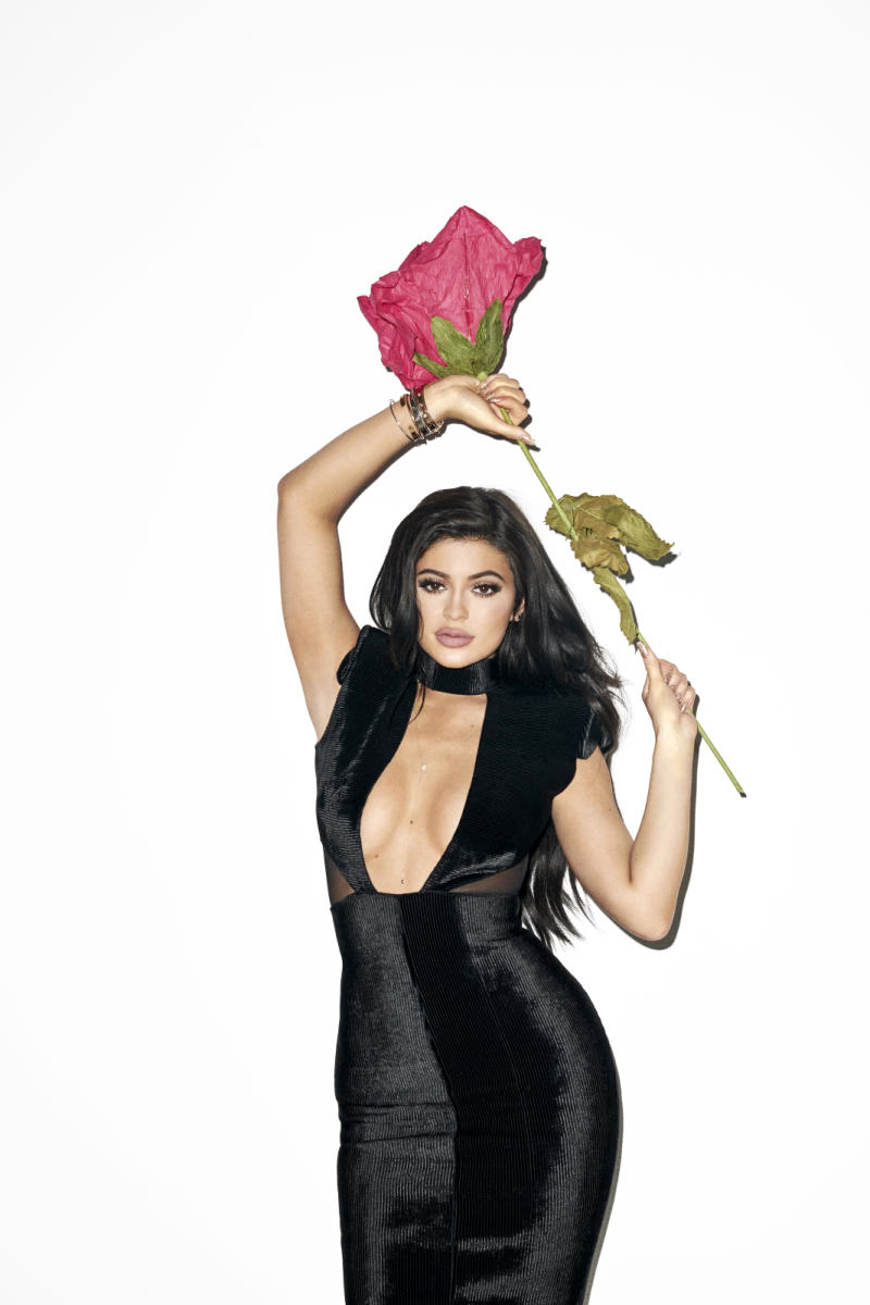 Kylie Jenner Collaborates With Terry Richardson For Raunchy Magazine Shoot UNILAD kylie jenner shoot 78