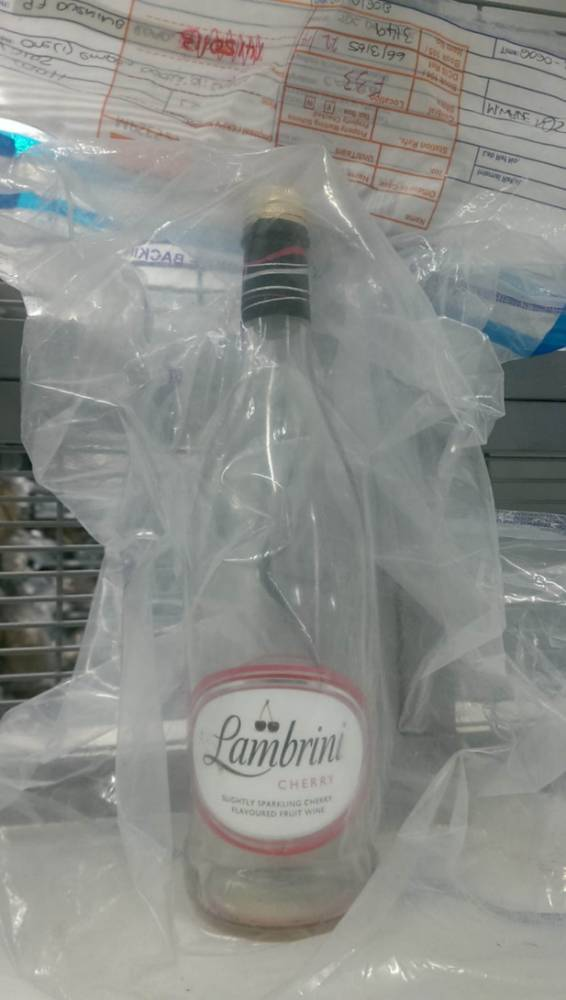Woman Tried To Poison Husband By Putting Anti Freeze In Cherry Lambrini UNILAD lambr18