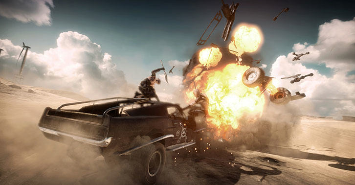mad max launch trailer