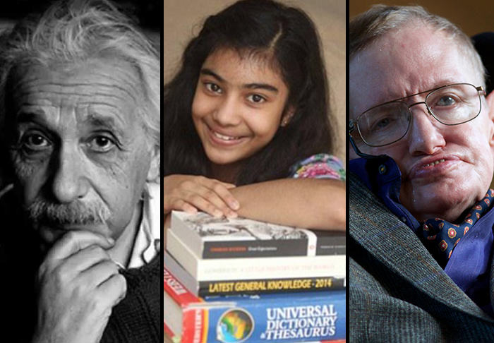Girl, 12, Aces Mensa IQ Test, Beats Scores Of Einstein And