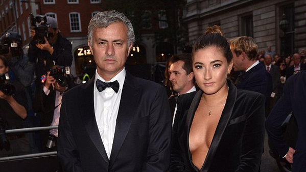 Twitter Reacts To Jose Mourinhos Daughter Upstaging Him At GQ Men Of The Year Awards UNILAD mourinho daughter 16
