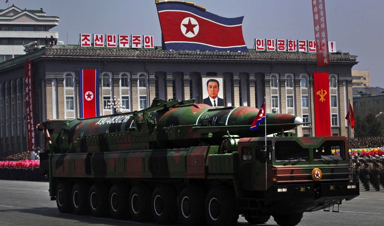 New Report Shows Just How Much Heat North Korea Is Packing UNILAD north korea2