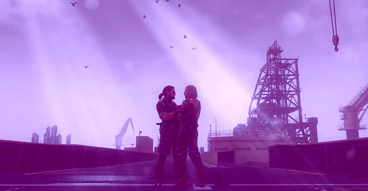 Swapping Quiet For Ocelot In MGS 5 Makes For Some Interesting Scenes UNILAD ocelot48